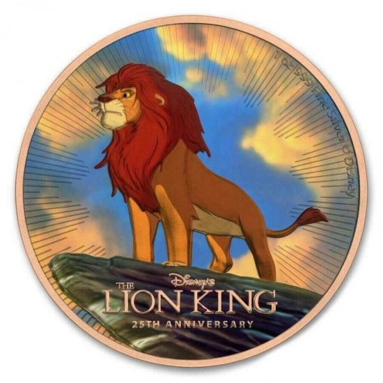 Lion King Gold