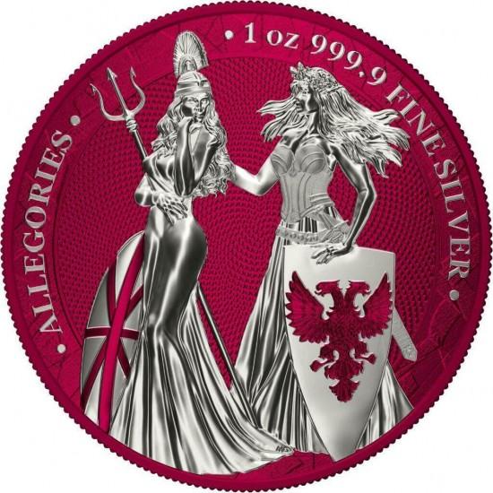 Germania Britannia I Color Raspberry