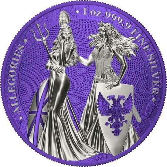 Germania Britannnia I Color Violet