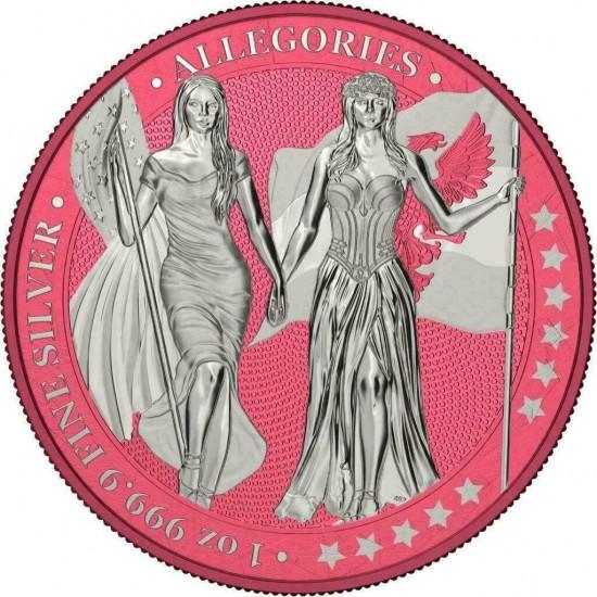 Germania Columbia I Color Brink Pink