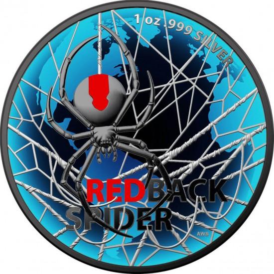 Australia Red Back Spider I