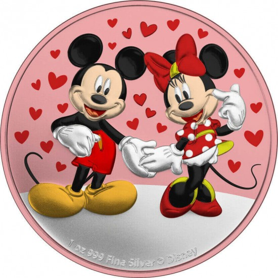 Mickey Minnie True Love 1