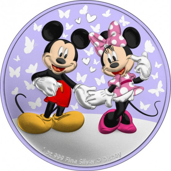 Mickey Minnie True Love 3