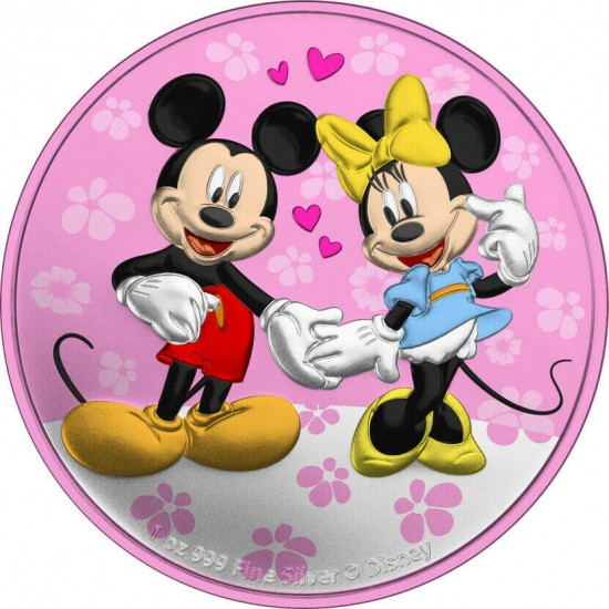 Mickey Minnie True Love 4