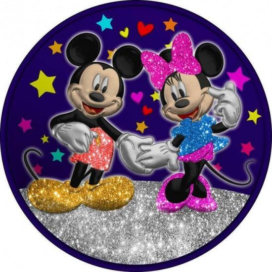 Mickey Minnie True Love 5