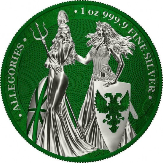 Germania Britannnia I Color Dark Green