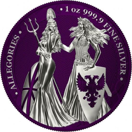 Germania Britannia I Color Dark Magenta