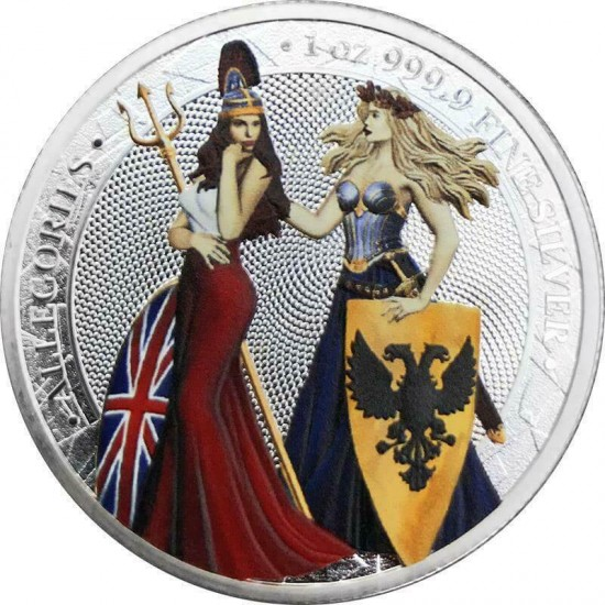 Germania Britannia Colored