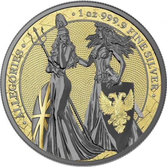 Germania Britannia Gold Rhodium