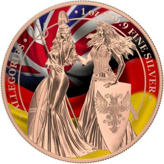 Germania Britannia Flags