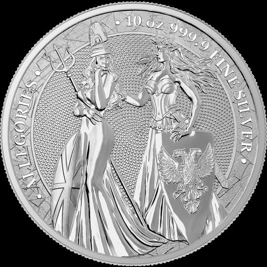 The Allegories – Germania Britannia 10 Oz