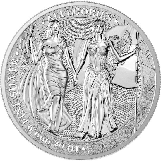 The Allegories – Germania Columbia 10Oz