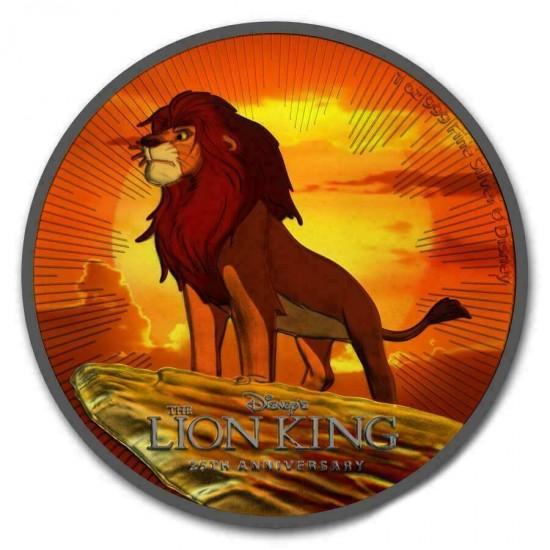 Lion King Ruthenium