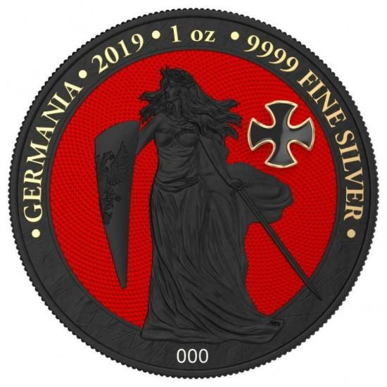 Germania Iron Cross
