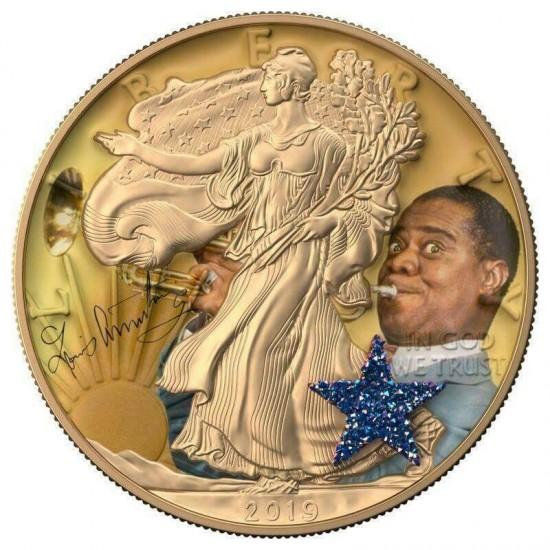 Liberty Louis Armstrong