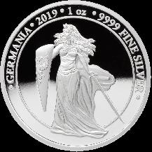 Germania Proof Silver 1Oz