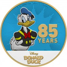 Donald Duck 85th Gold