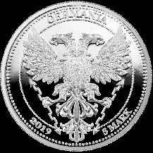 Germania Oak Leaf Proof Silver