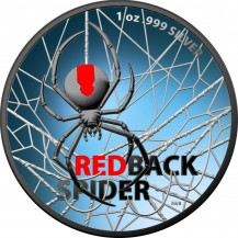 Australia Red Back Spider II