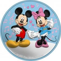 Mickey Minnie True Love 2