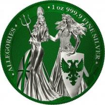 Germania Britannnia I Color Dark Green