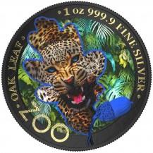 The Oak Leaf - Zoo Series - Jaguar