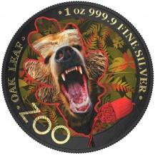 The Oak Leaf - Zoo Series - Bear