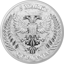 Germania 2020 1Oz BU