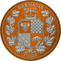 Germania Britannia I Color Orange