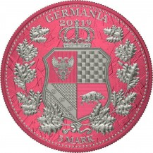 Germania Columbia I Color Brink Pink