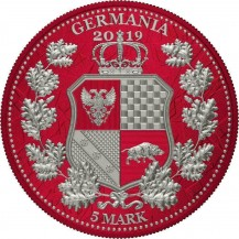 Germania Columbia I Color Cardinal
