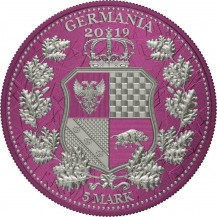Germania Columbia I Color Magenta Haze