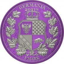 Germania Columbia I Color Purpureuse
