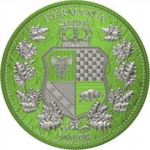 Germania Britannia I Color Chartreuse