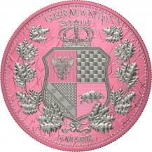 Germania Britannnia I Color Pink