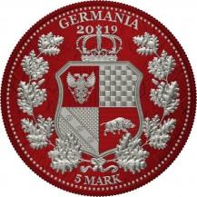 Germania Britannia I Color Dark Red