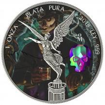 Mexico Libertad Crystal Skull III